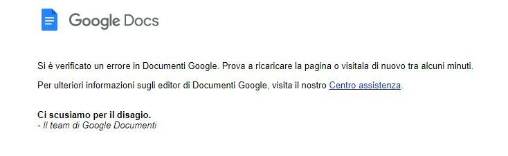 Problemi Google