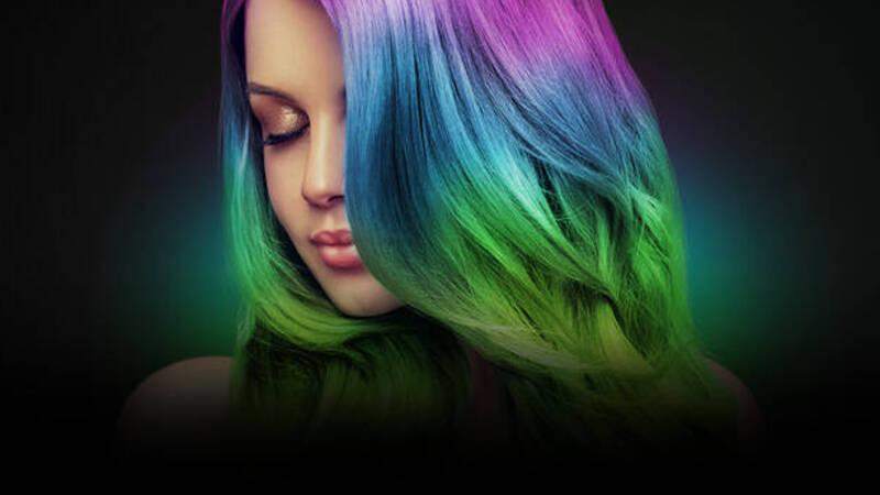 Razer steals the show with the new Rapunzel Chroma Hair Dye
