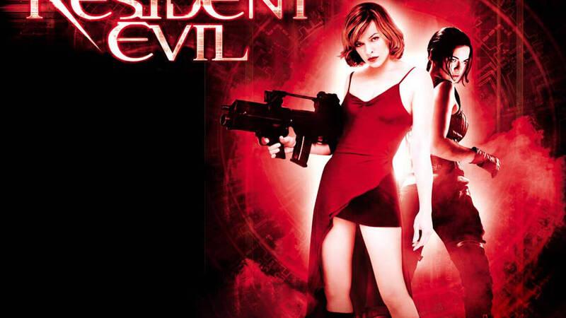Resident Evil, the film series