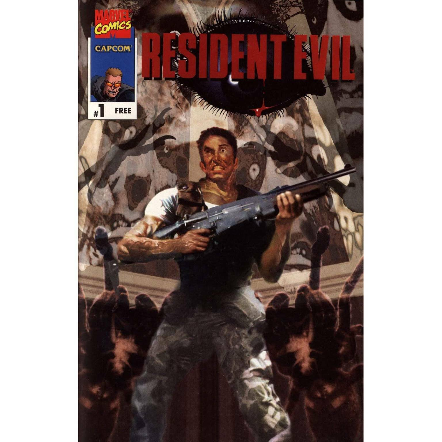 Resident Evil Marvel