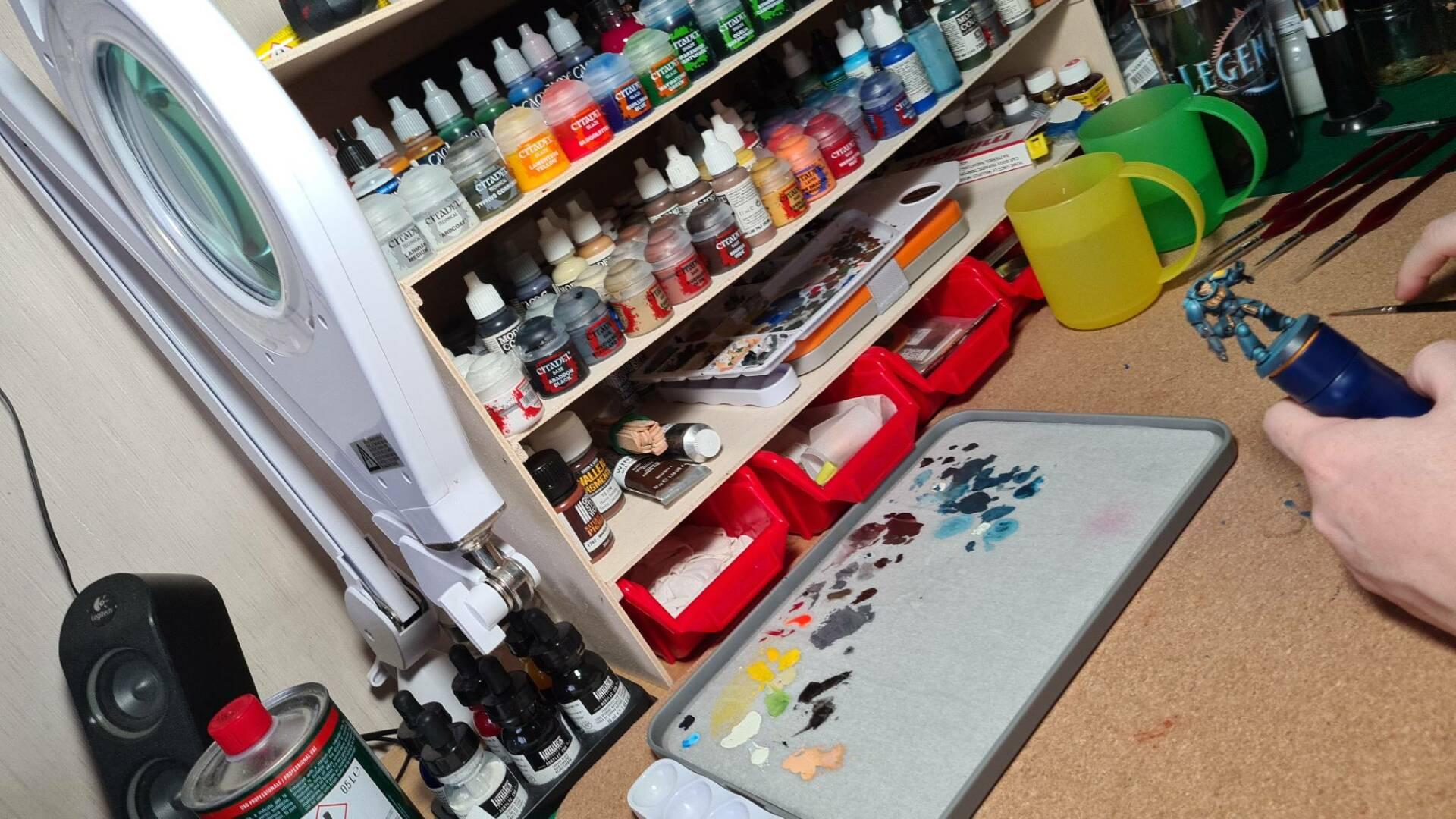 RGG 360° Painting Handle