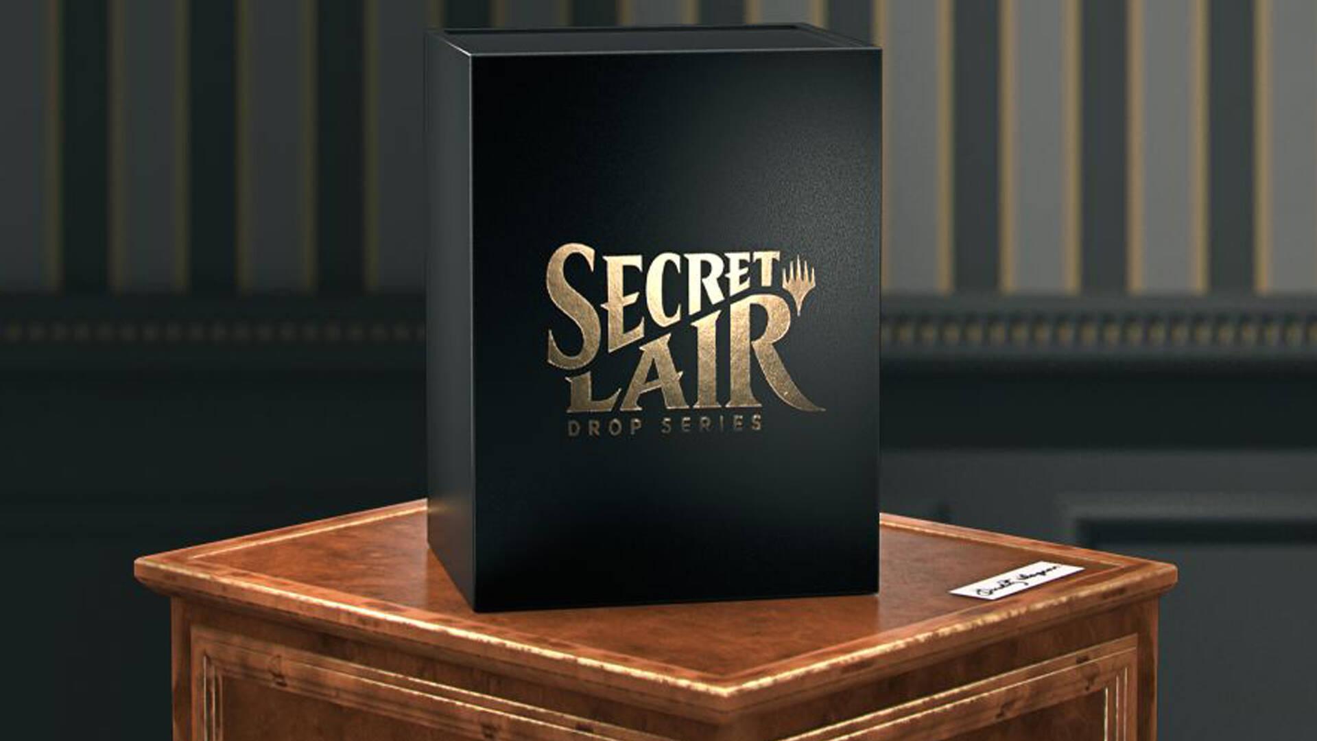 Secret Lair Secretorium
