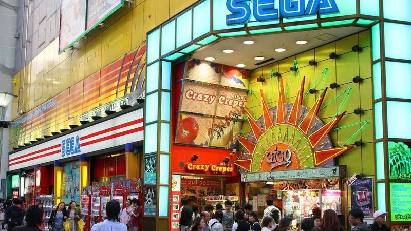 SEGA takes leave of the arcade world