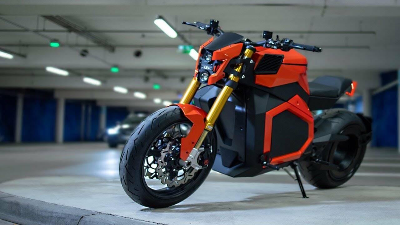Verge Motorcycles