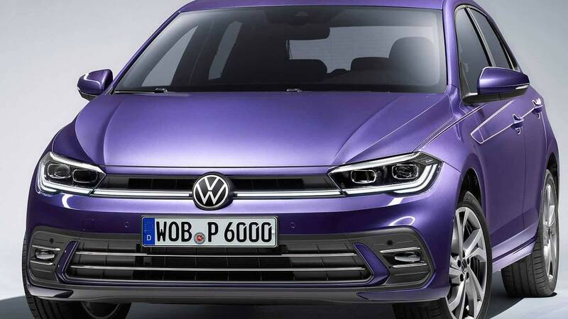 VW Polo safer with the IQ.DRIVE package
