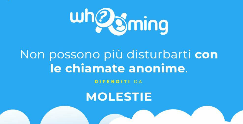 Whooming