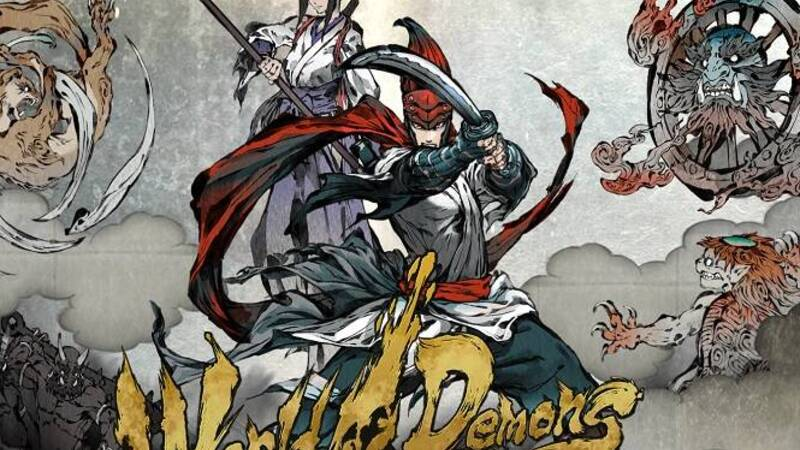 World of Demons: new game from Platinum Games available as a surprise