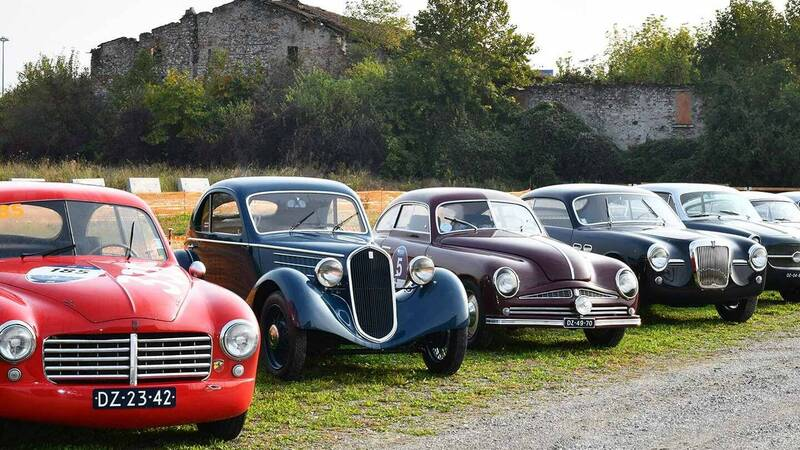 1000 Miglia 2021, dates and news of the thirty-ninth edition