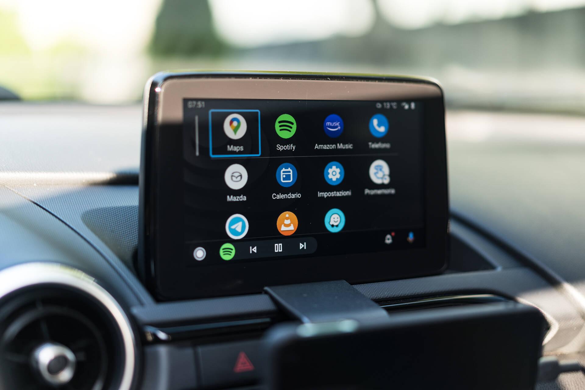 Android Auto + AAAD