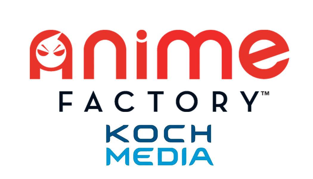 Anime Factory Koch Media LOGO 1