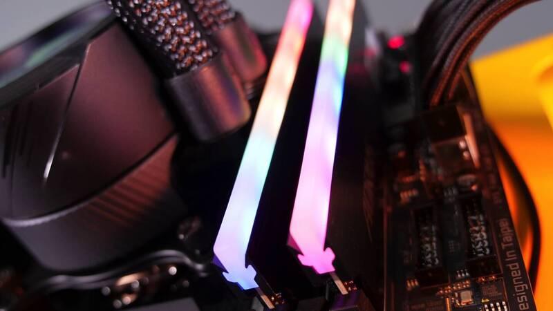Aorus RGB Memory DDR4-3733 | Review