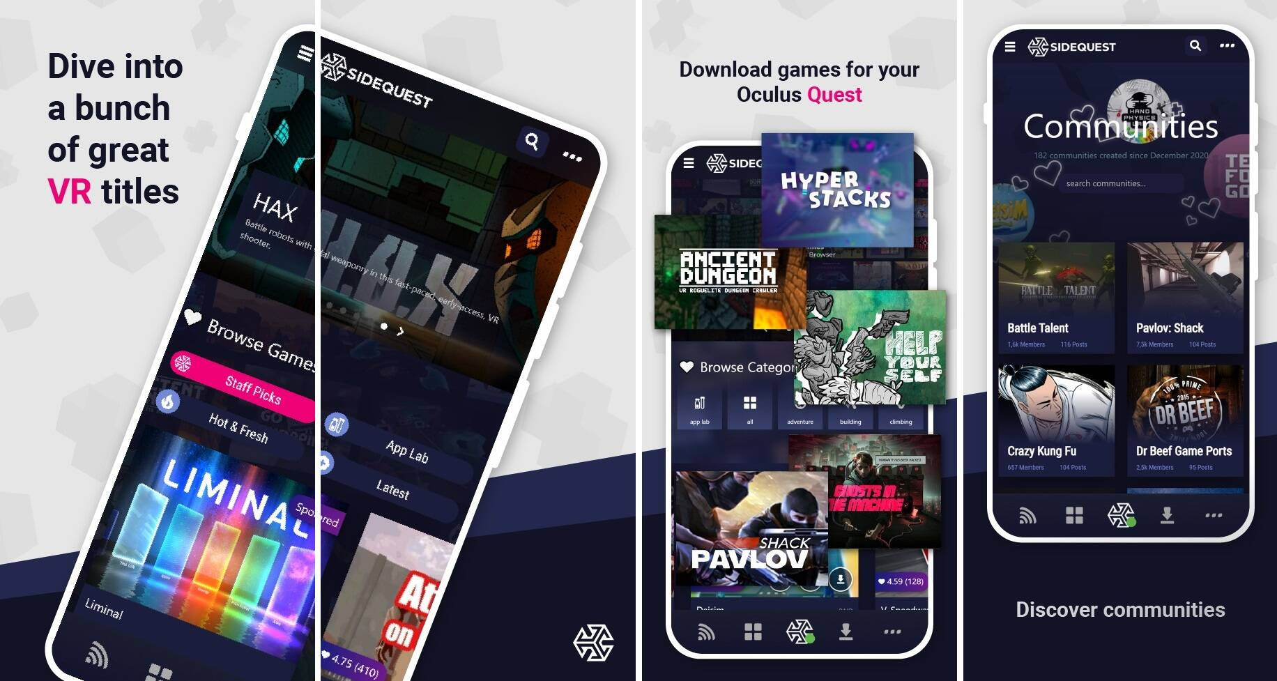 App della settimana - Side Quest (BETA)