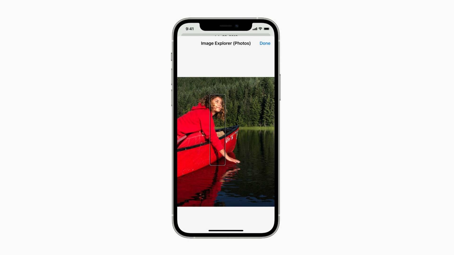 Apple accessibilità