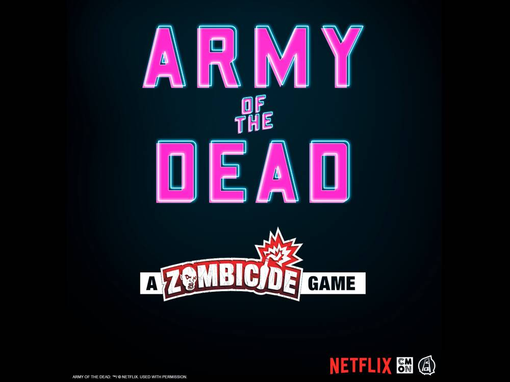 Army of the Dead: A Zombicide Game