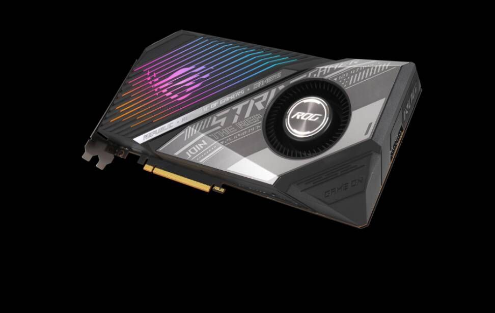 ASUS ROG Strix LC RX 6900 XT Top Overclocked Edition