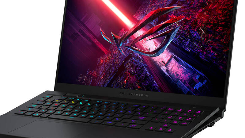 Asus ROG unveils Zephyrus S17 and M16, gaming notebook with RTX 3000 and Tiger Lake