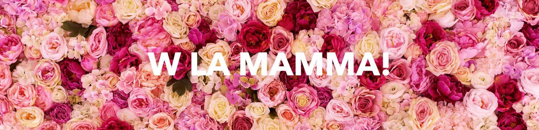 banner festa della mamma Alcott