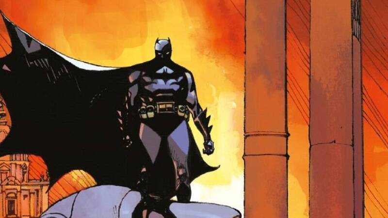Batman: The World, the new anthology created by 14 authors from different countries