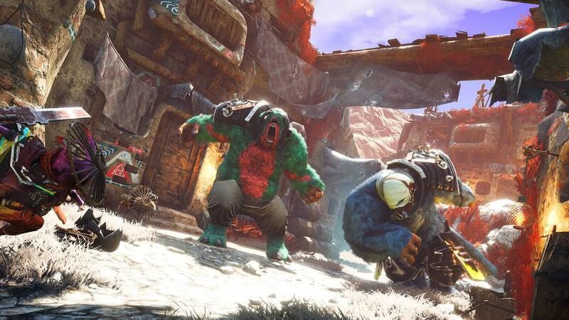 Biomutant has already tired, players halved
