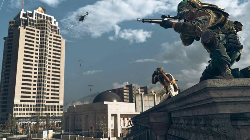 Call of Duty Warzone: a patch on aiming and DLSS issues is coming