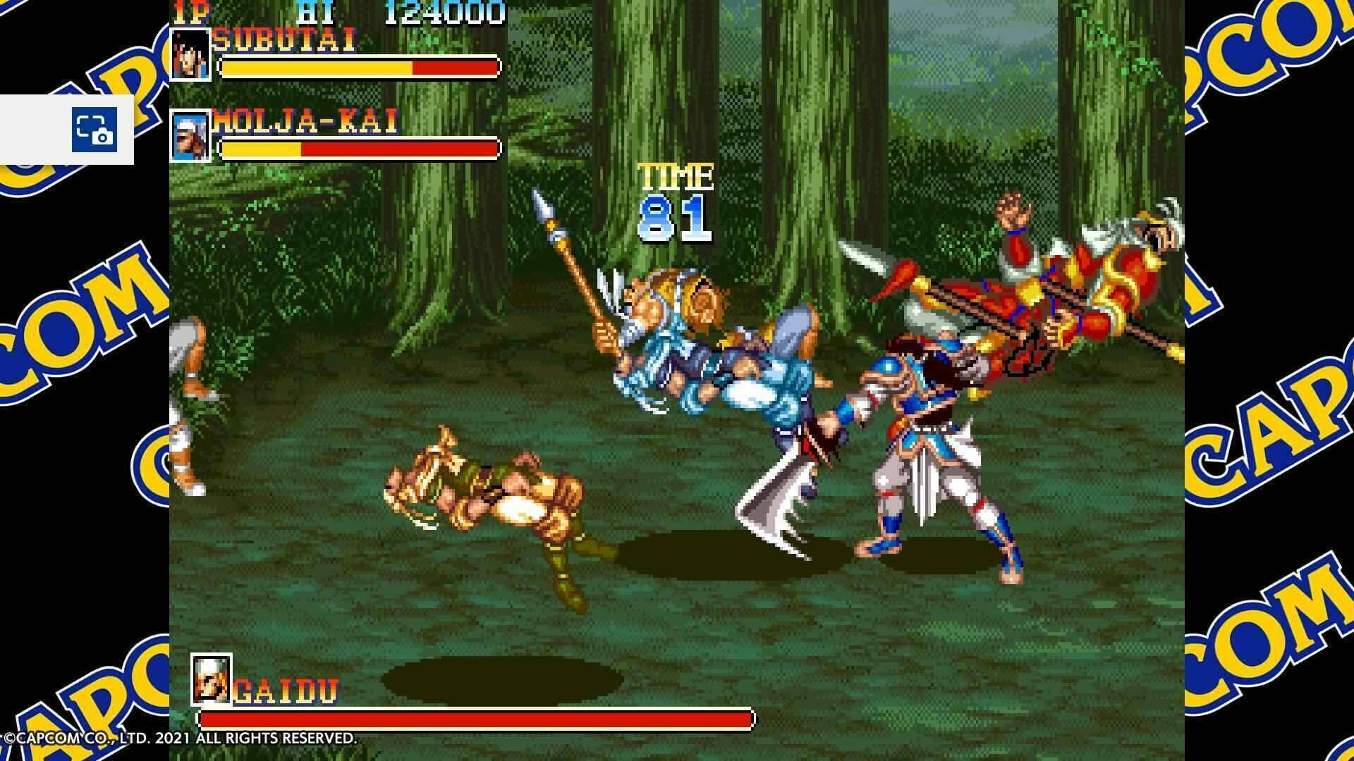Capcom Stadium Arcade 43