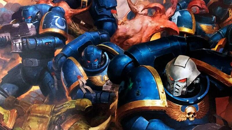 Warhammer 40,000: Most Famous Space Marines Chapters