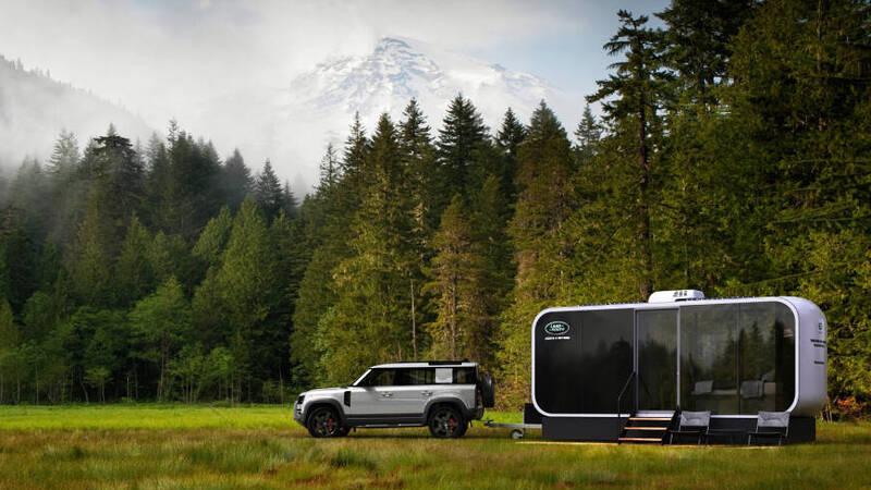 Land Rover e Airbnb lanciano Defender Ec …