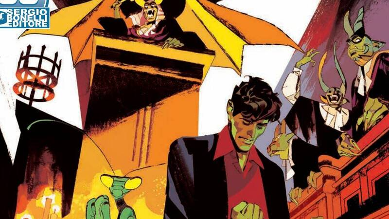 Dylan Dog 417: Judgment Hour, review