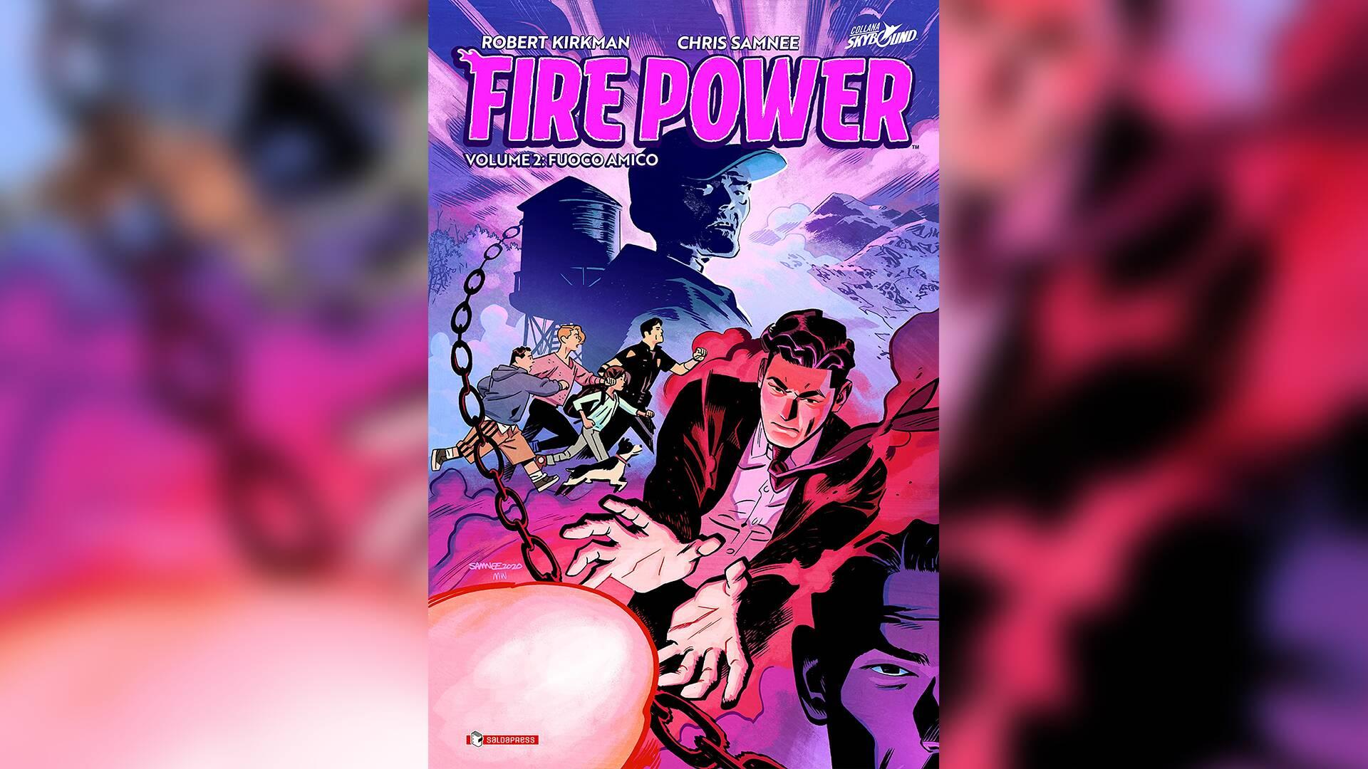 Firepower Vol. 2 – Fuoco Amico