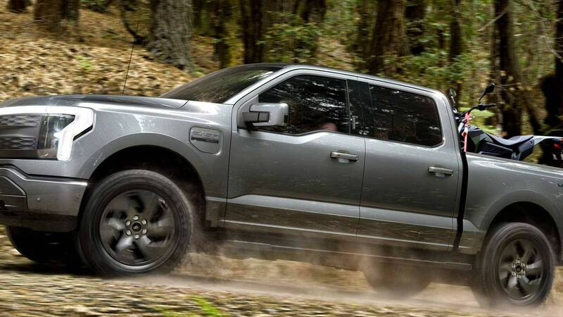 Ford F-150 Lightning, the electric pickup that will challenge Tesla