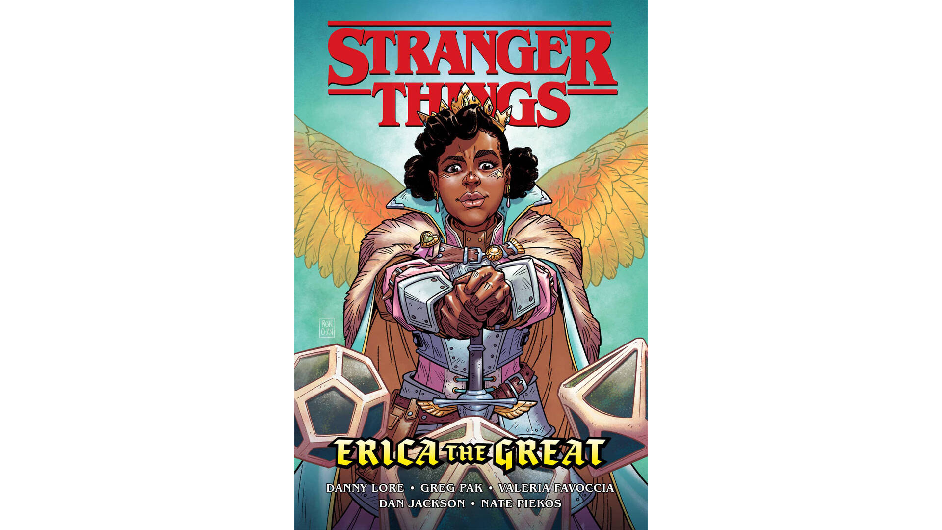 Stranger Things Erica the Great