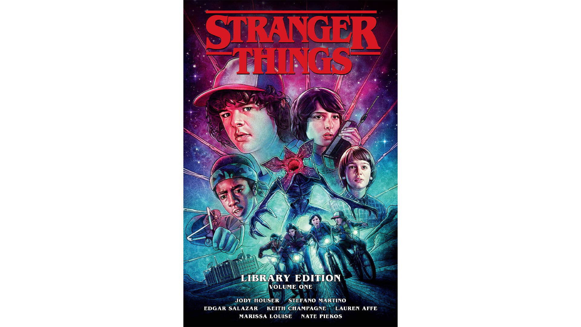 Stranger Things Library Edition 1