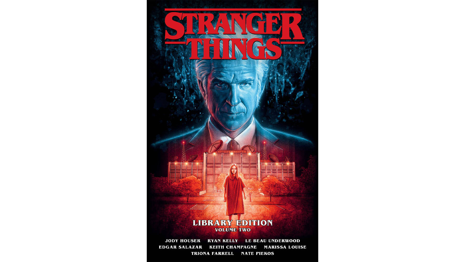 Stranger Things Library Edition 2