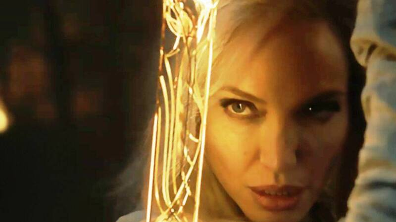 Gli Eterni: Angelina Jolie ha già visto …