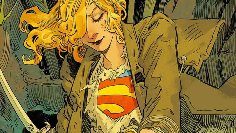 Supergirl: Woman of Tomorrow, first pages of the new Tom King series