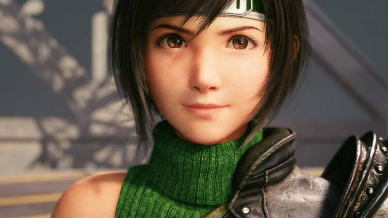 Final Fantasy VII Intergrade, we saw the Episode INTERmission with Yuffie