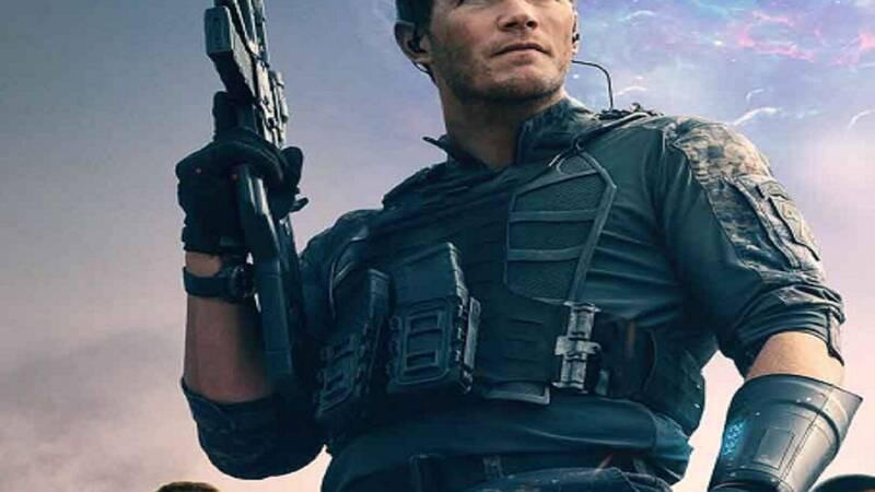 The trailer for The War of Tomorrow (Amazon Prime Video) starring Chris Pratt