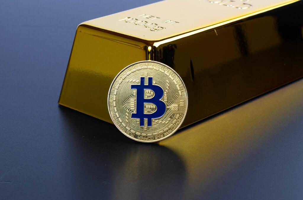 bitcoin lingotto oro