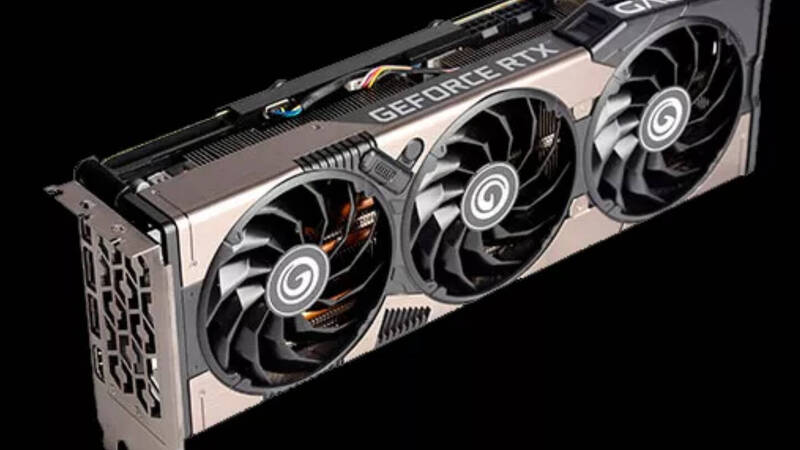 Galax, the first GeForce RTX 3080 and RTX 3070 with block for mining are coming