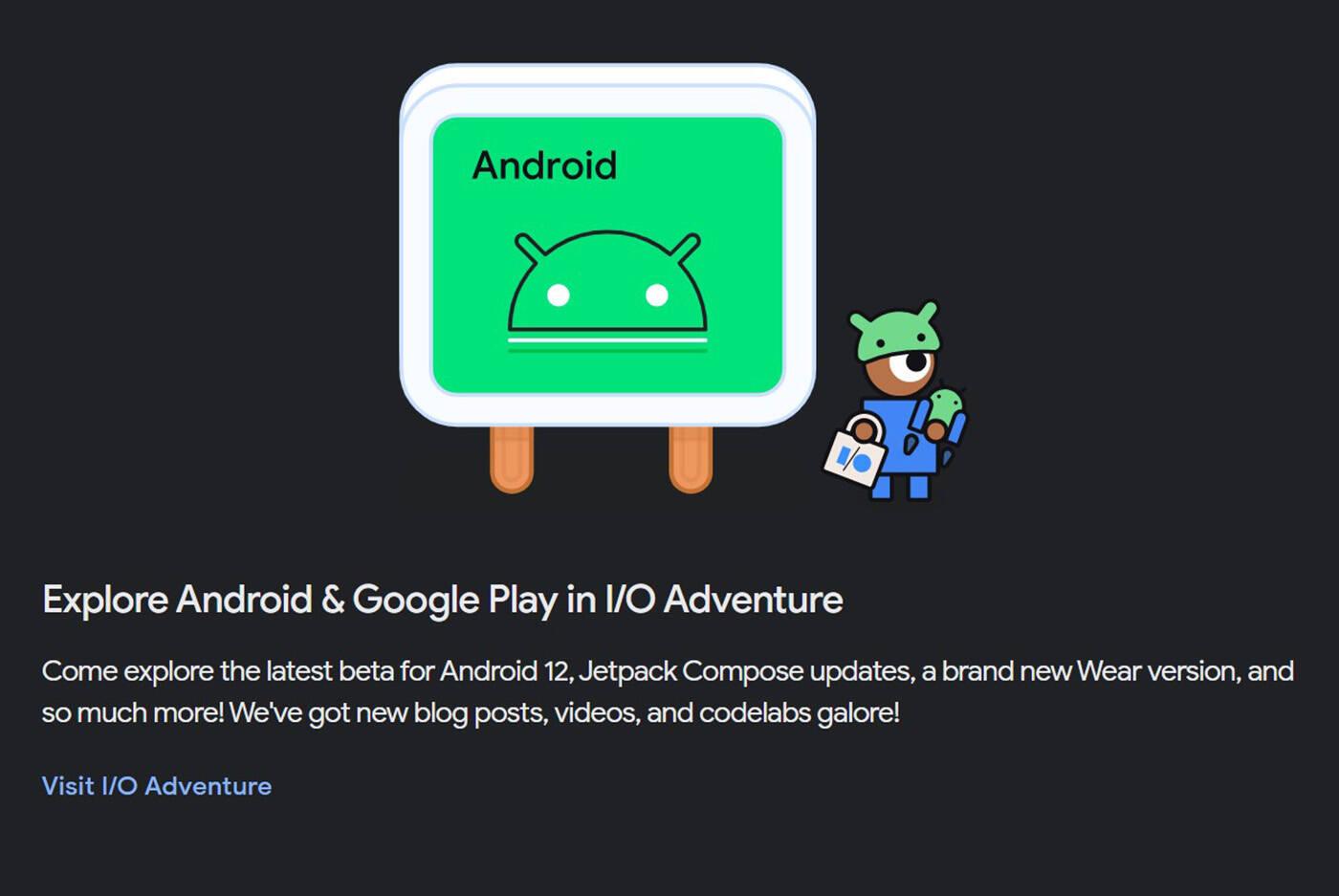 Google I/O nuova versione Wear