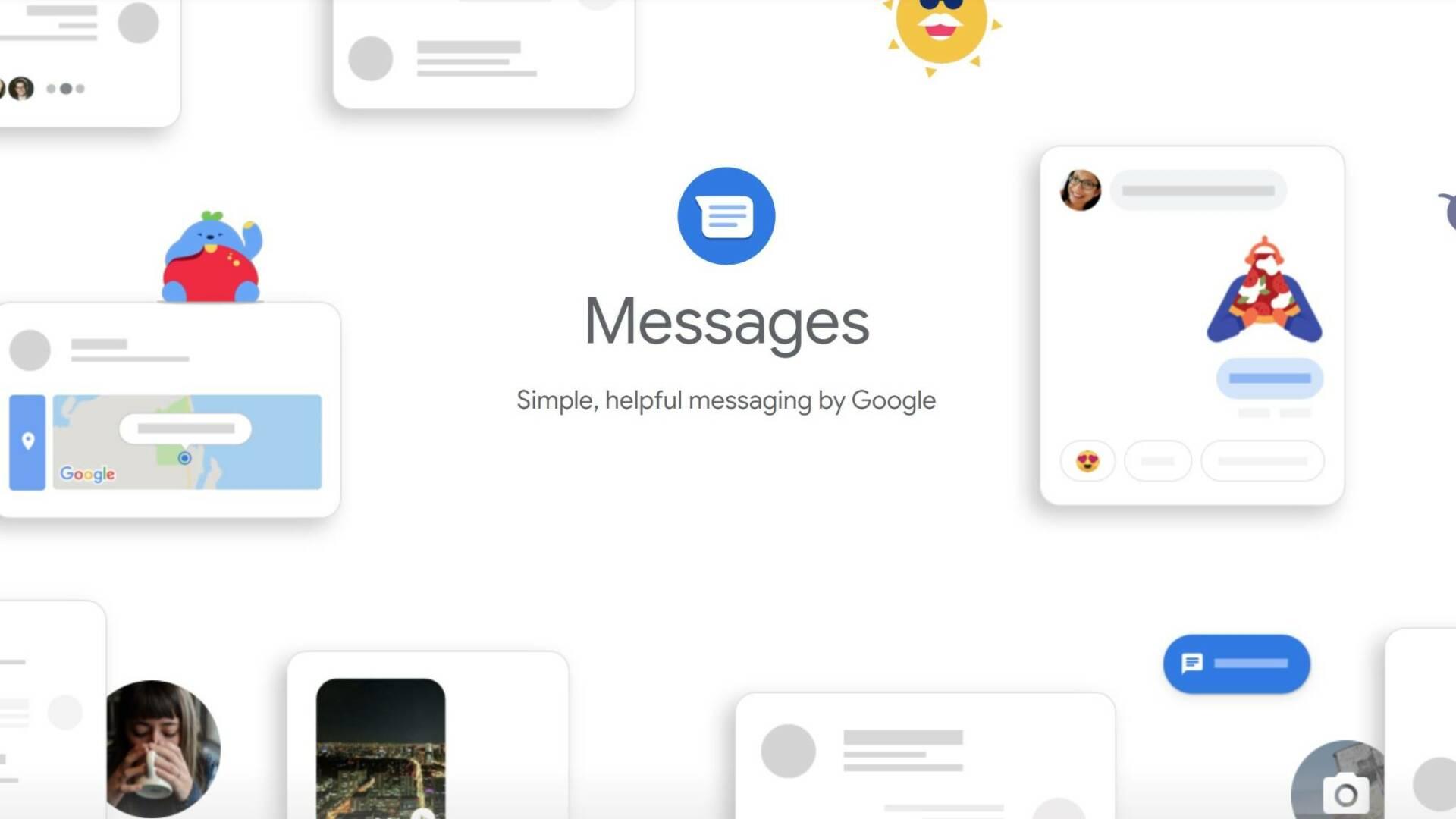 google messaggi (messages)