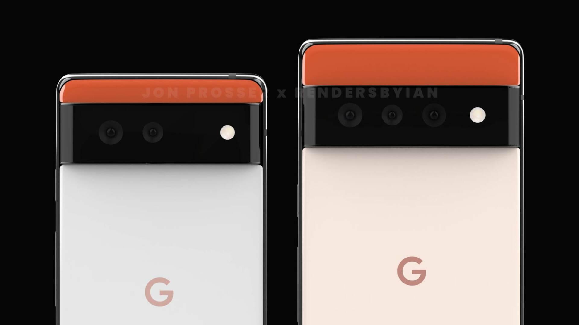 Google Pixel 6 / Pro - FPT