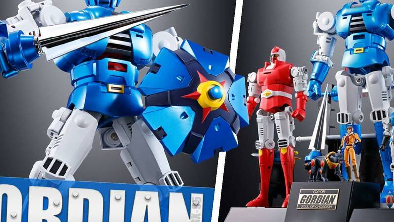 Gordian GX-95 by Tamashii Nations: the review