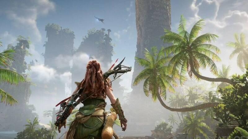 Horizon Forbidden West, development is almost complete!