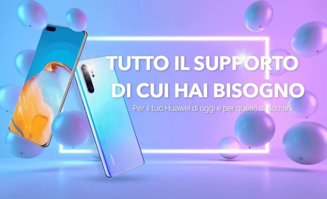 Huawei garanzia estesa
