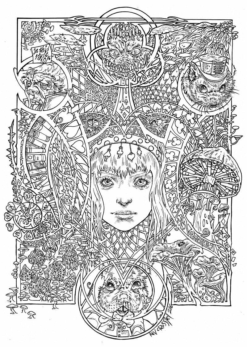 Incubo Alice Meraviglie