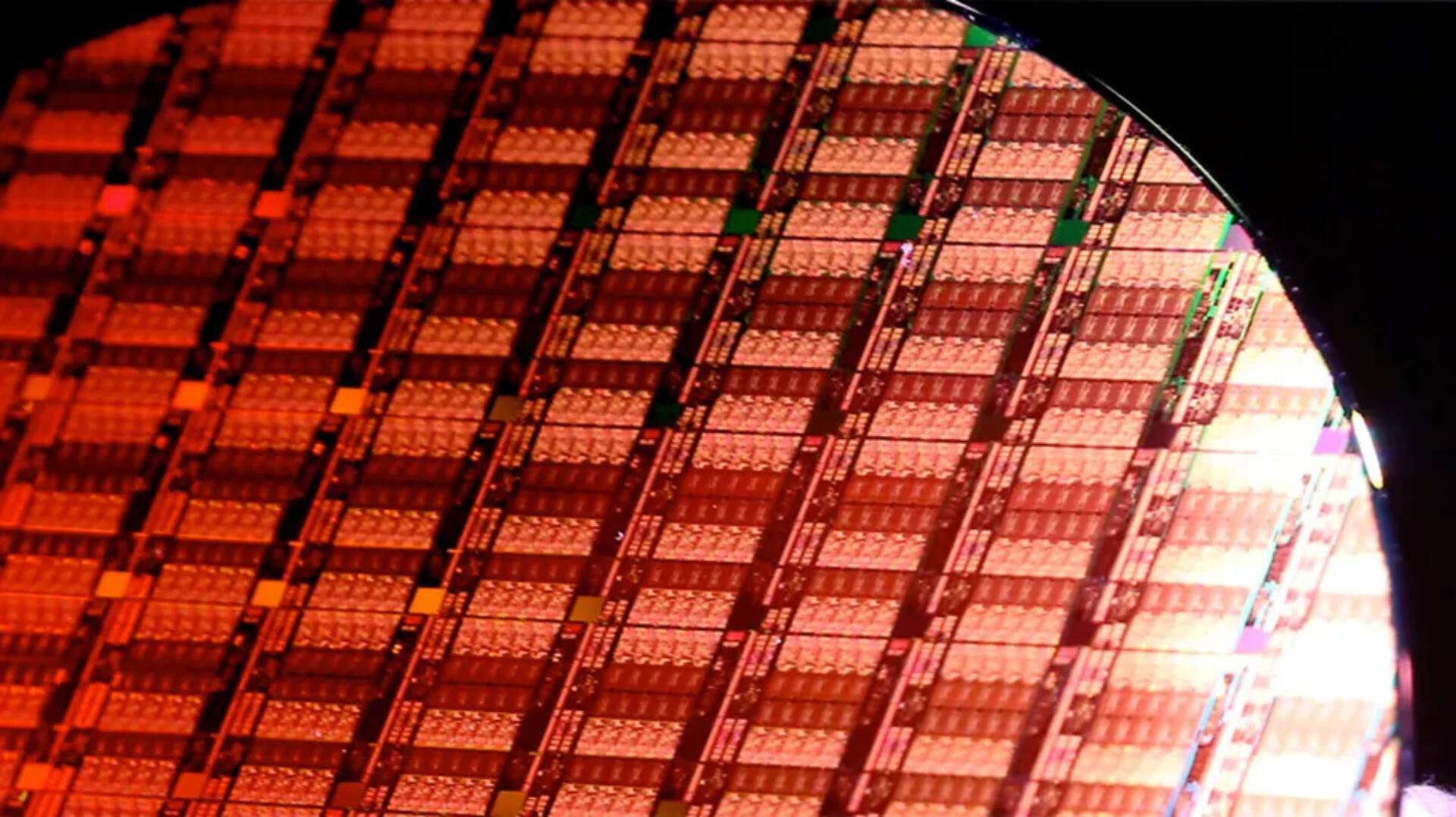 Intel Vendite Chip