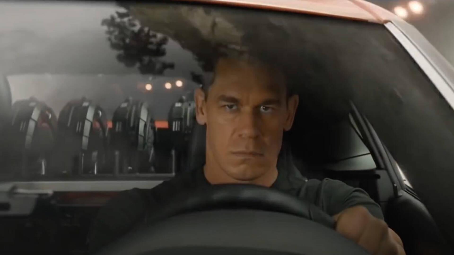 John Cena F9