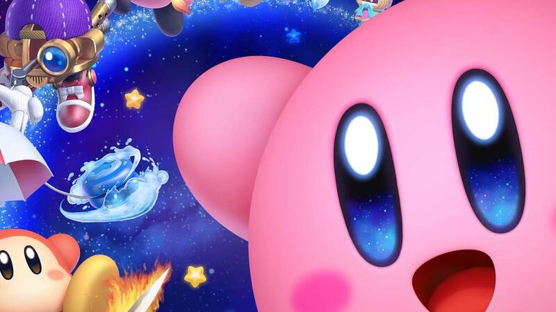 Kirby: HAL prepares for a new game