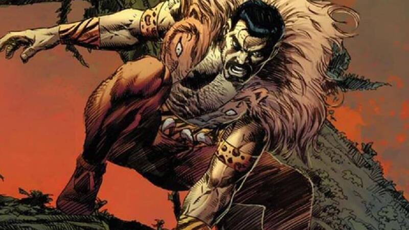 Kraven the Hunter: when Spider-Man is the hunted